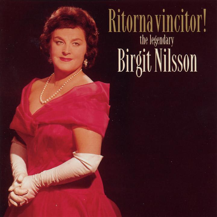 Ritorna Vincitor! - the legendary Birgit Nilsson 0028947379423