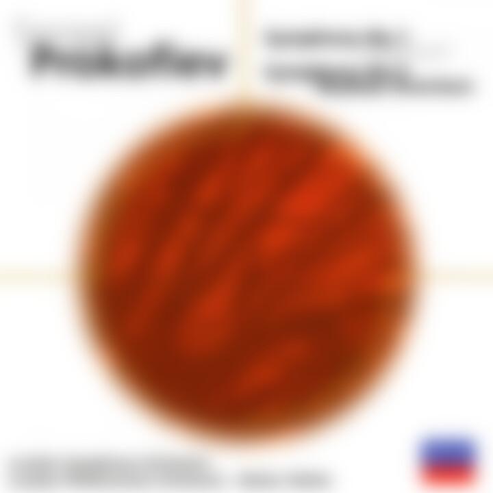 """Sinfonie Nr. 1 """"Klassische"""" und Sinfonie Nr. 5; Russische Ouvertüre 0028946746927"""