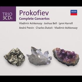 Vladimir Ashkenazy, Prokofiev: The Piano Concertos/Violin Concertos etc, 00028947325925
