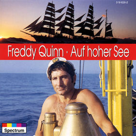 Freddy Quinn, Auf Hoher See, 00731451962820