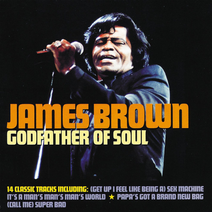 Godfather Of Soul 0731455004025