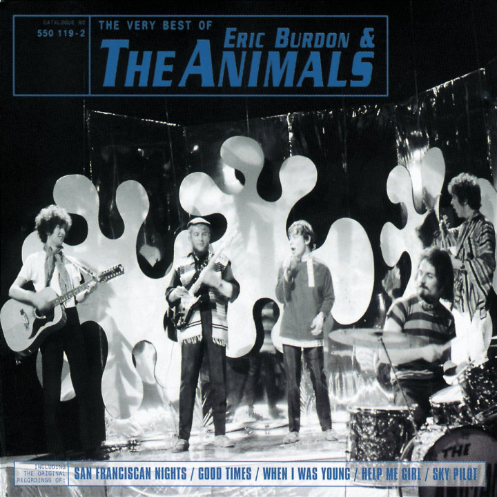 The Very Best Of Eric Burdon & The Animals 0731455011922