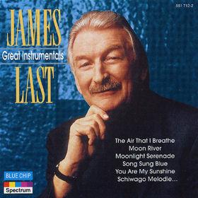 James Last, Great Instrumentals, 00731455171228