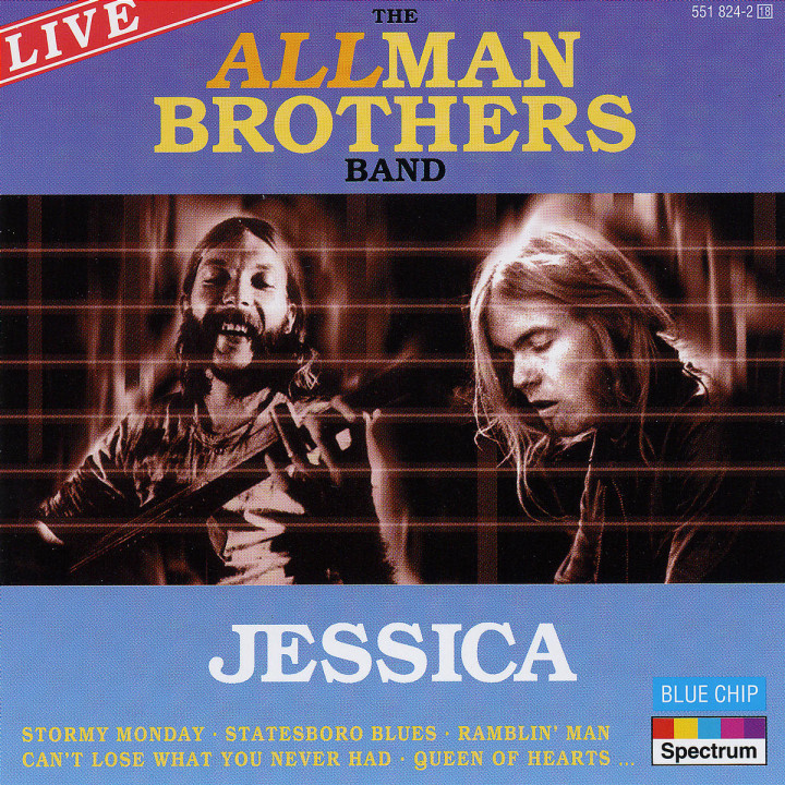 The Best Of The Allman Brothers Live 0731455182420