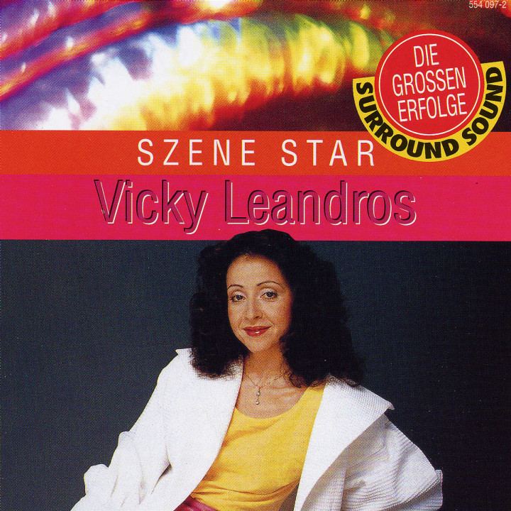 Szene Star - Vicky Leandros 0731455409725