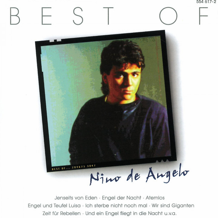 Best Of Nino De Angelo 0731455461725