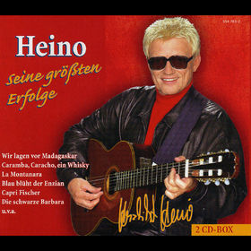 Heino, Seine Grossten Erfolge, 00731455478327