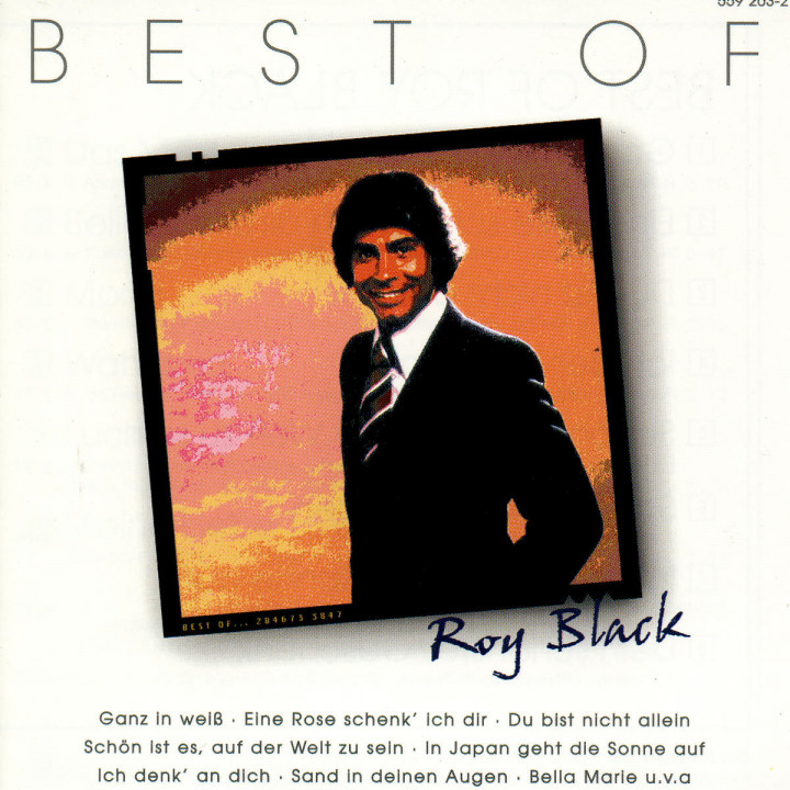 Best Of Roy Black 0731455920325