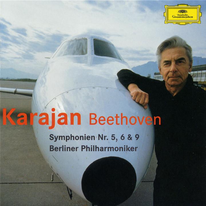 Beethoven: Symphonies Nos.5 & 6, 9 0028947426024