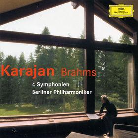 Johannes Brahms, Brahms: The 4 Symphonies, 00028947426325