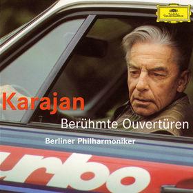 Wolfgang Amadeus Mozart, Karajan - Famous Overtures, 00028947427520