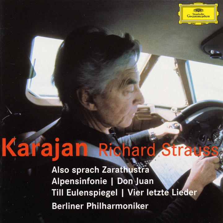Strauss: Also sprach Zarathustra; Alpensinfonie; Don Juan; Till Eulenspiegel; Four Last Songs 0028947428129