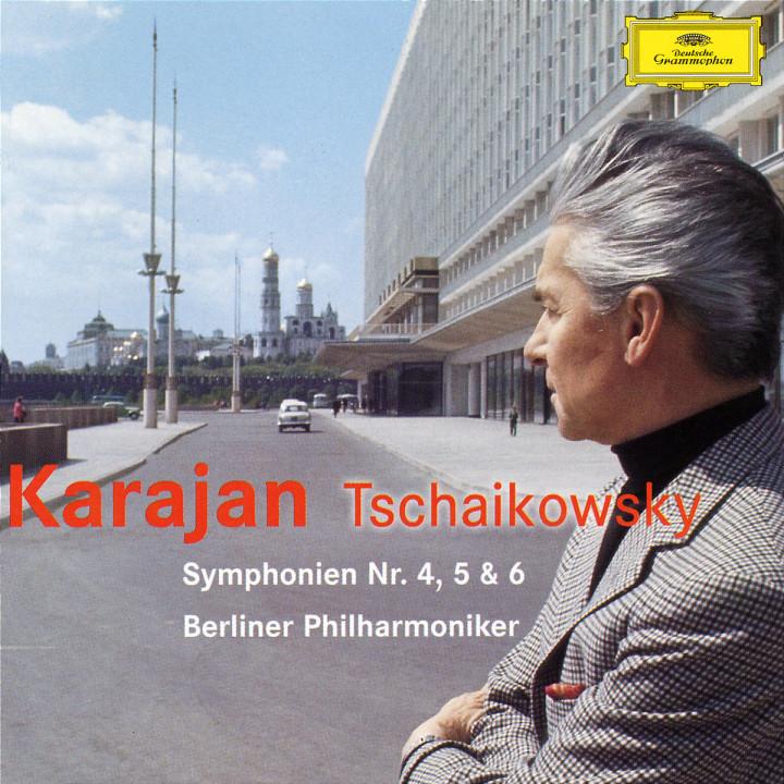 Tchaikovsky: Symphonies Nos.4, 5 & 6 0028947428428