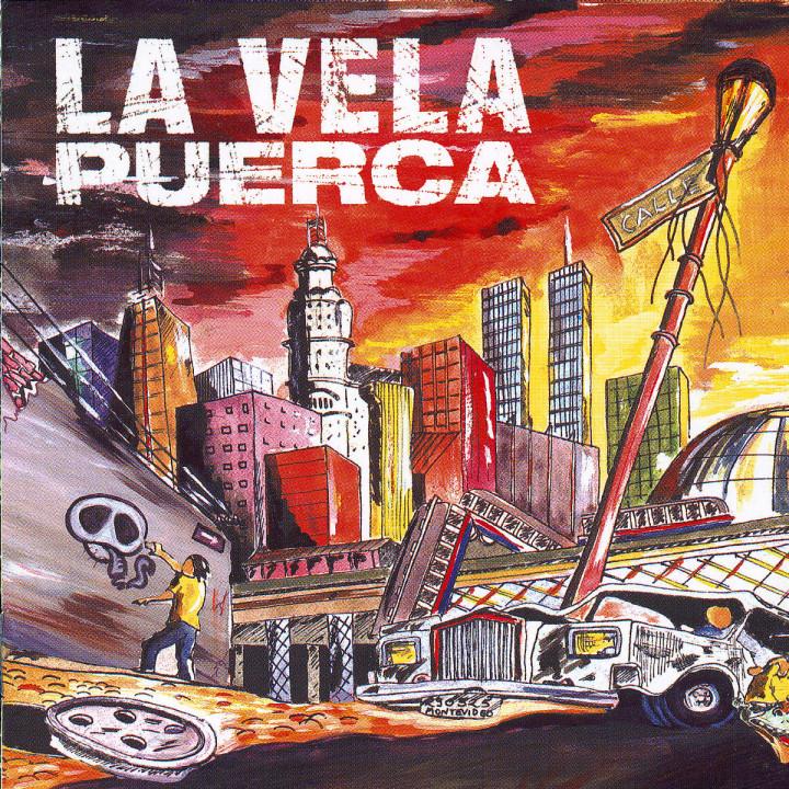 La Vela Puerca 0601215392229