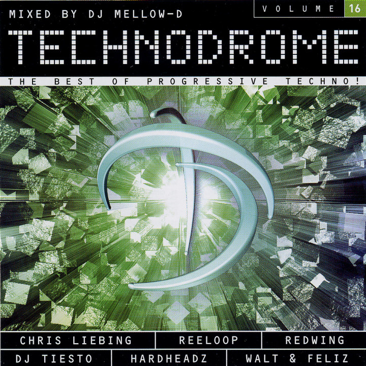 Technodrome (Vol.16) 0044006889429
