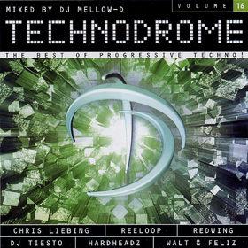 Technodrome, Technodrome (Vol.16), 00044006889429