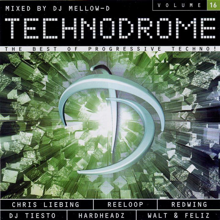 Technodrome (Vol.16) 0044006889429