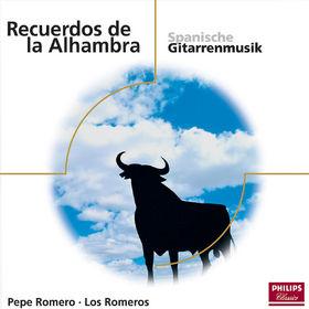 eloquence, Spanische Gitarrenmusik, 00028947374626