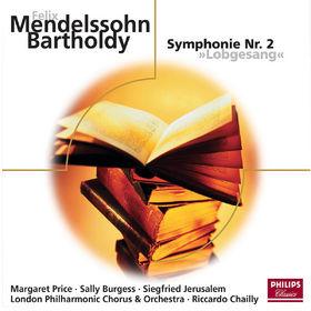 eloquence, Mendelssohn 2. Sinfonie, 00028947377320