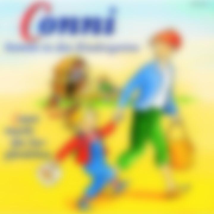 Conni kommt in den Kindergarten / Conni macht das Seepferdchen 0044001873425