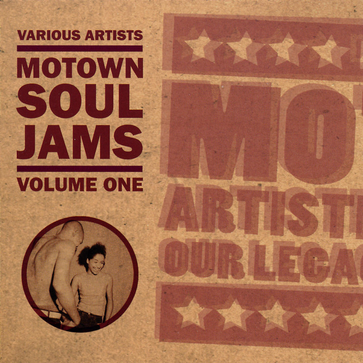 Motown Soul Jams (Vol. 1) 0044006663621