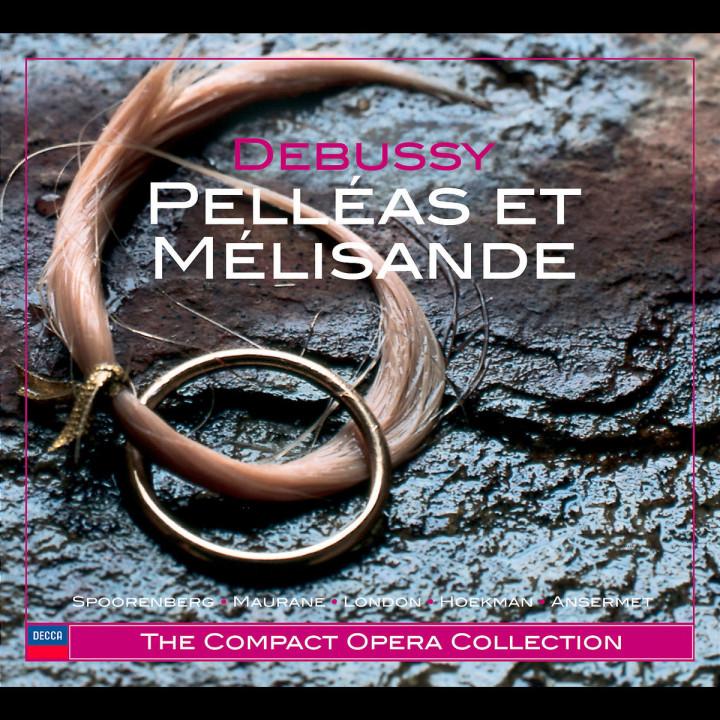 Debussy: Pelléas et Mélisande 0028947335128