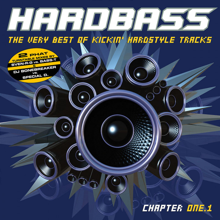 Hardbass - Chapter One 0044003910524