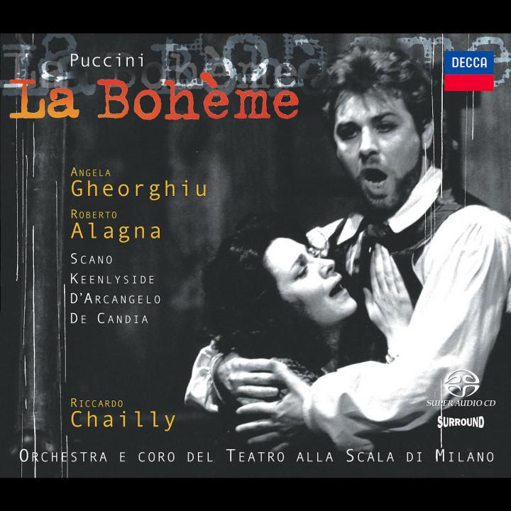 Puccini: La Bohème 0028947062420