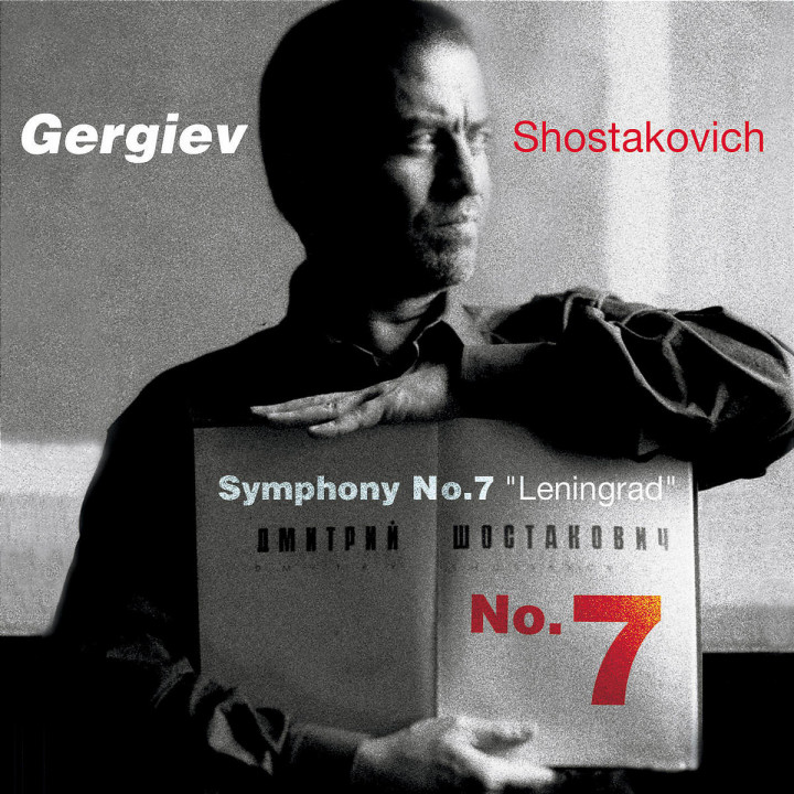"Shostakovich: Symphony No.7 ""Leningrad"" 0028947084521"