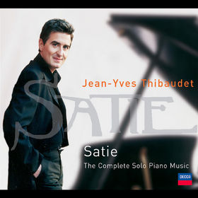 Erik Satie, Satie:The Complete solo piano music, 00028947362029
