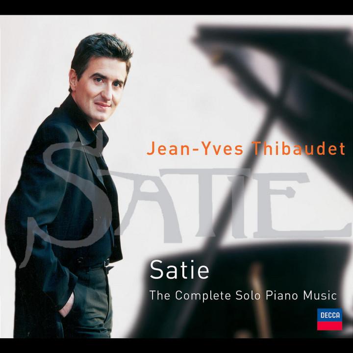 Satie:The Complete solo piano music 0028947362021