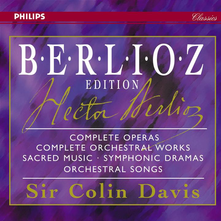 The Berlioz Edition 0028947393629