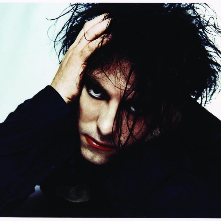 The Cure – Pressefotos 2004