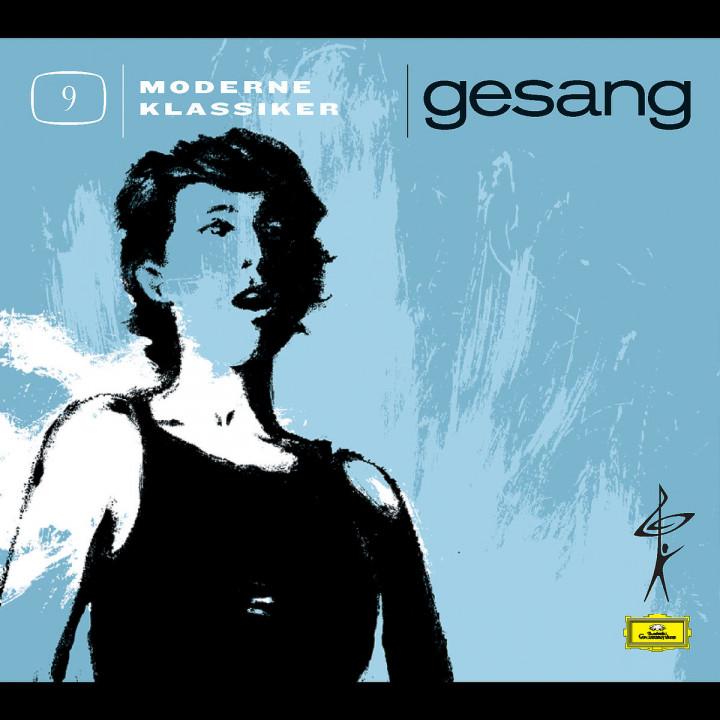 Moderne Klassiker: Gesang