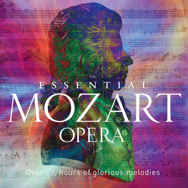 Essential Mozart Opera 0028947382429
