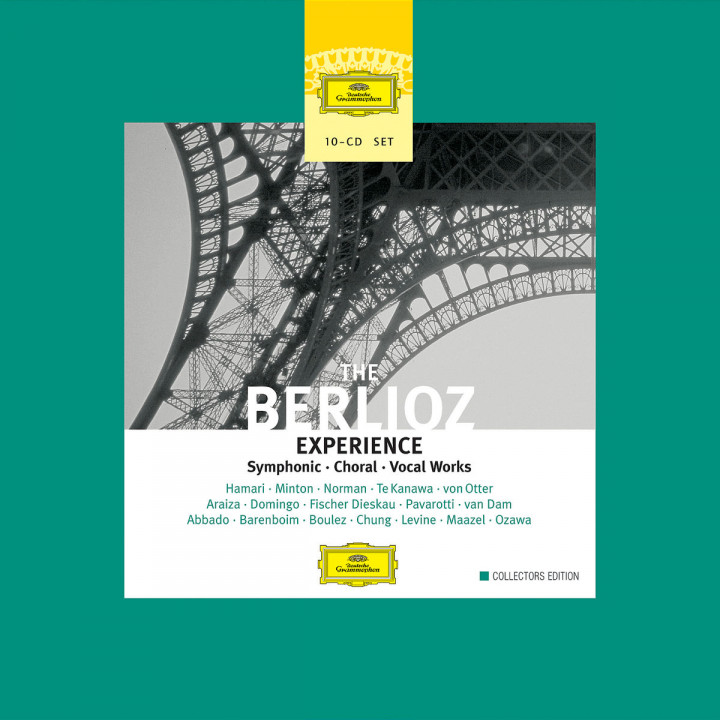 The Berlioz Experience 0028947444028
