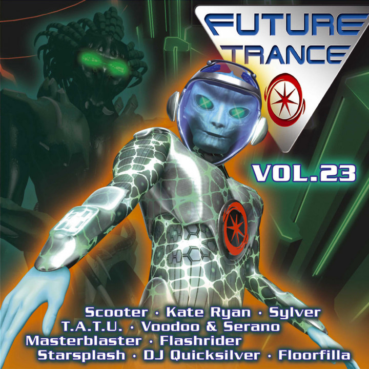 Future Trance (Vol. 23) 0044003929526