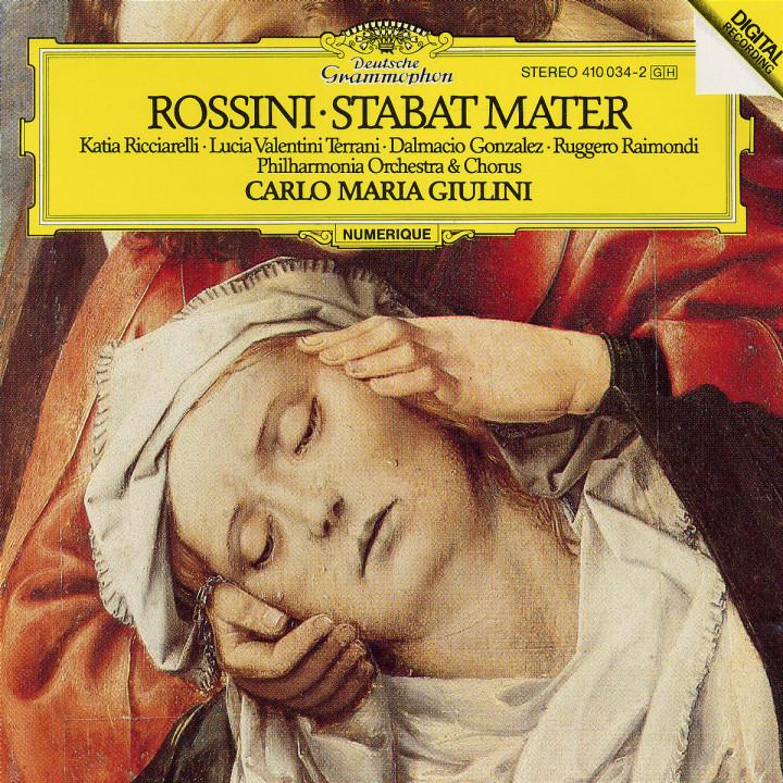Rossini: Stabat Mater 0028941003425