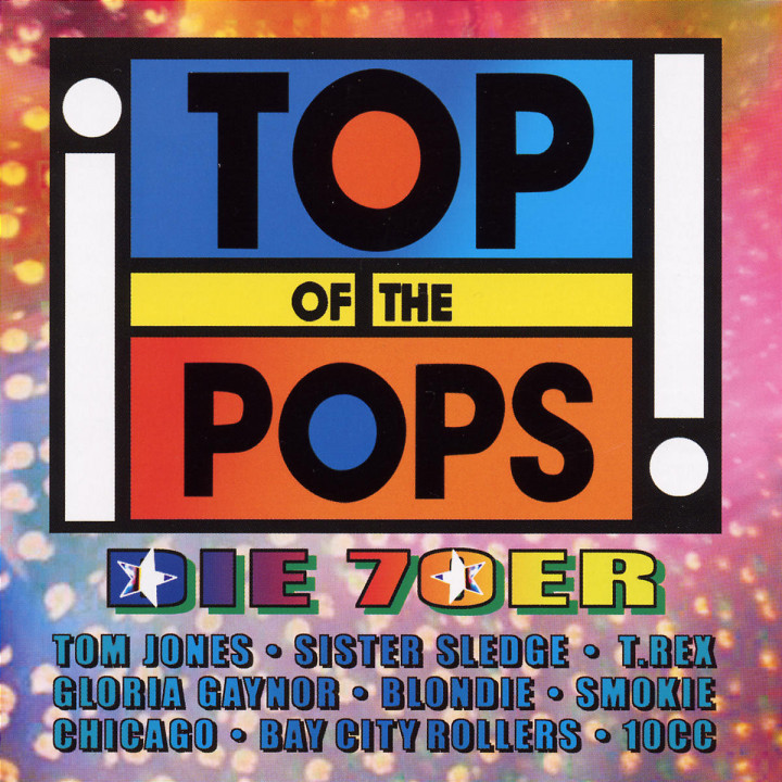 Top Of The Pops - Die 70er 0044003904606
