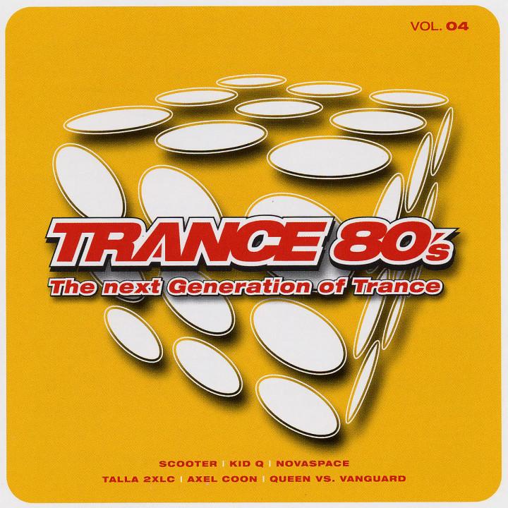 Trance 80's (Vol. 4) 0044003956924