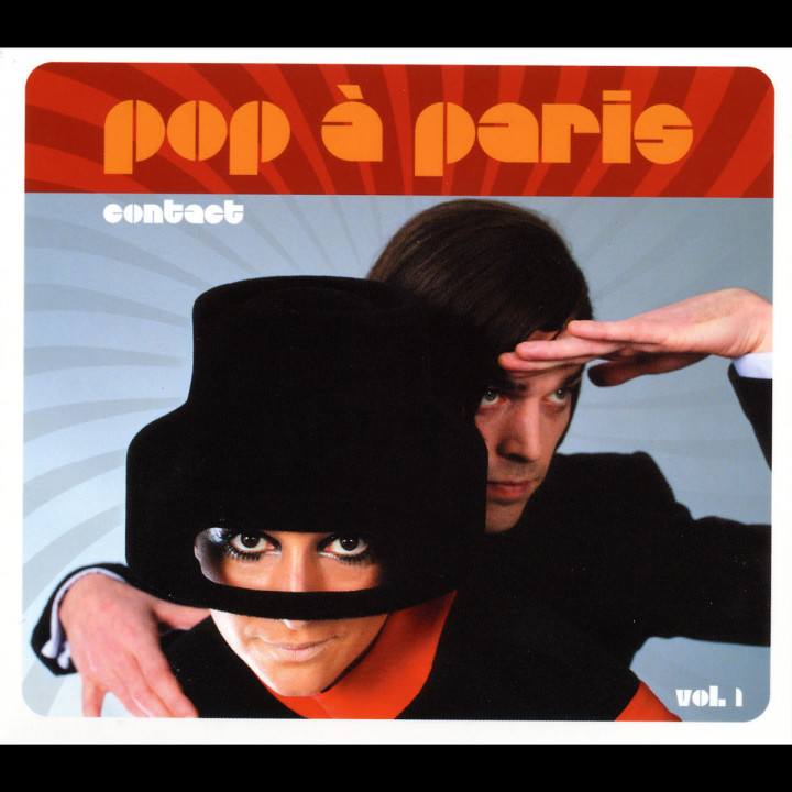 Pop à Paris (Vol.1) - Contact 0044006910925
