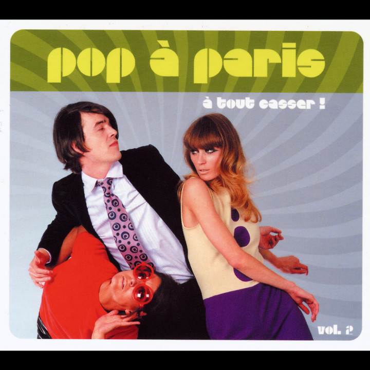 Pop à Paris (Vol. 2) - A tout easser! 0044006911029