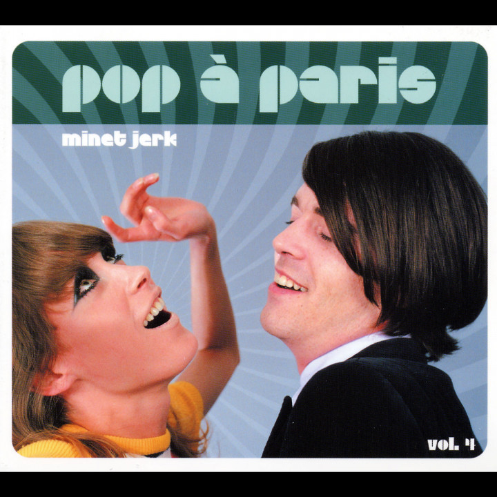 Pop à Paris (Vol. 4) - Minet jerk 0044006911225
