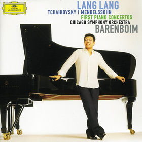 Tchaikovsky / Mendelssohn: First Piano Concertos, 00028947429128