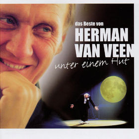 Herman van Veen, Das Beste von Herman van Veen  - Unter einem Hut, 00044006499024