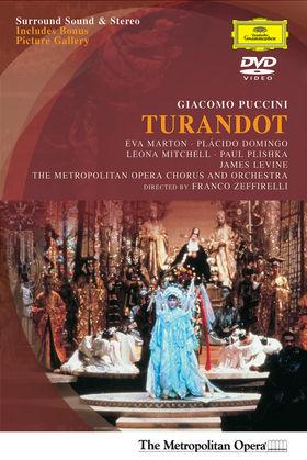 Puccini: Turandot, 00044007305898