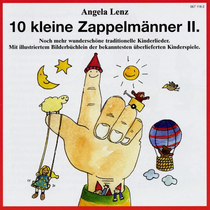 10 kleine Zappelmänner II 0044006711821
