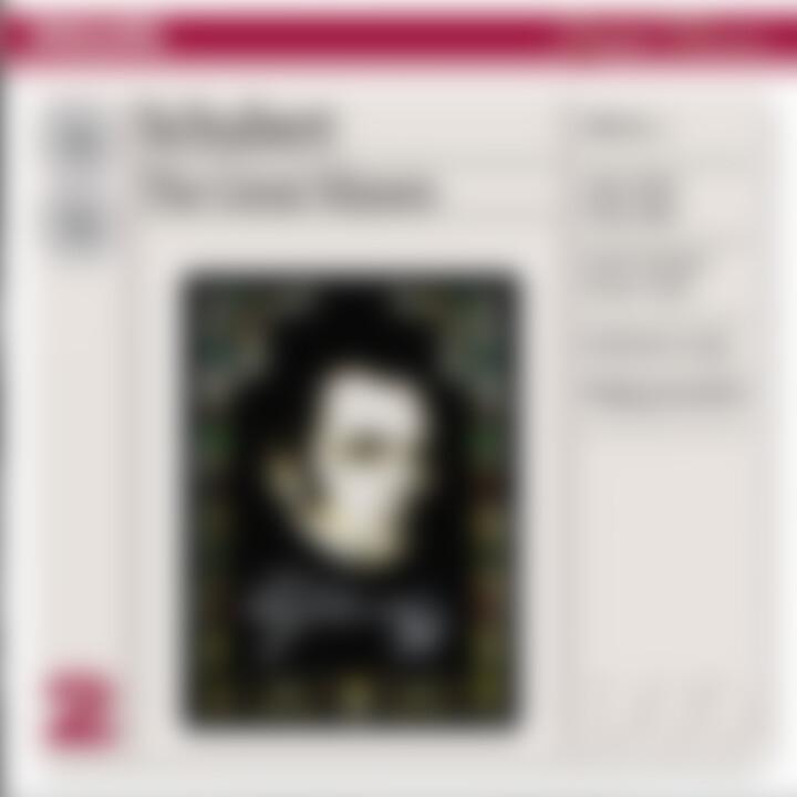 Schubert: The Great Masses 0028947389220