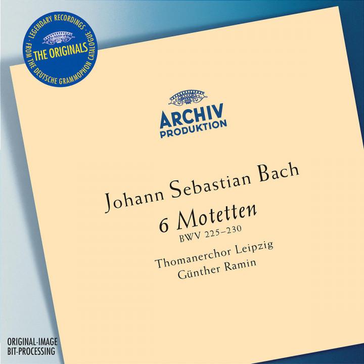 Bach: 6 Motets BWV 225-230 0028947441922