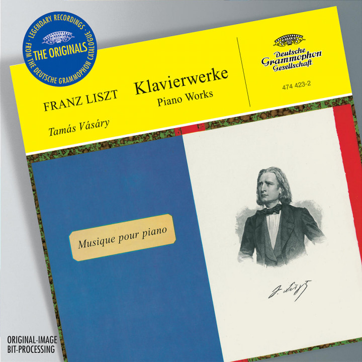 Liszt: Piano Works 0028947442325